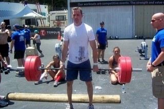 Dr. Timothy McConnell Crossfit Games